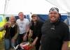 Gruppebillede af alle i lejren