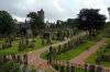 Gravplads udenfor Stirling Castle