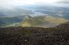 Udsigt fra ca. 1000 meters højde