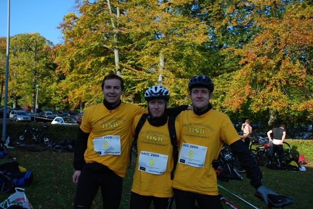 De Sløve Bananer til Aarhus Coastzone Challenge 2009