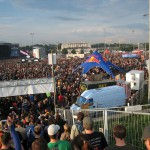 Rock Im Park 2008: Udsigt over festivalpladsen