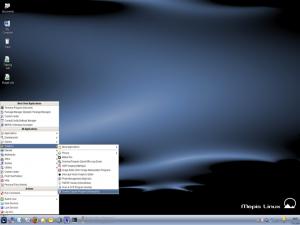 Min SimplyMEPIS desktop